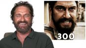 Gerard Butler Breaks Down His Career, from '300' to 'Law Abiding Citizen'