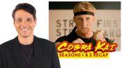 Ralph Macchio Recaps 'Cobra Kai' in 20 Minutes