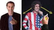 Sacha Baron Cohen Breaks Down 'The Trial of the Chicago 7' with Aaron Sorkin