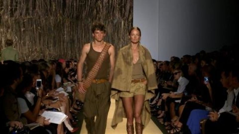 Ready Michael To Spring Kors Collection Wear 2012 Vogue BsQxothdCr