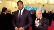 "Michael Strahan ""Knows A Lot of Punks"""