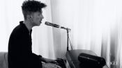 "Erik Hassle Performs ""Pathetic"" Exclusively for Vogue.com"