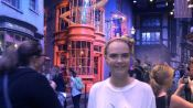 Instagirl: Cara Delevingne Gives Us a Tour of Hogwarts