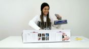 """Joan Smalls Unboxes a """"Suction Thingee"""""""