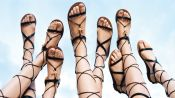 A Visual History of the Gladiator Sandal in 30 Seconds