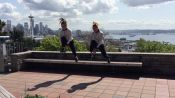 The Best Friends Workout: TwoBadBodies Turn the World into Your Gym