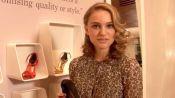 Natalie Portman for Té Casan