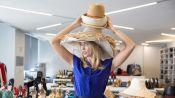 Karlie Kloss & Friends Raid the Vogue Closet for NYFW
