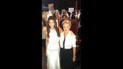 Watch Lily Aldridge's Backstage Extravaganza at Carolina Herrera
