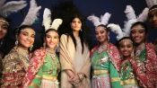 Bhumika Arora Shines Bright at Diwali's Festival of Lights