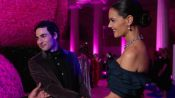 Katie Holmes & Zac Posen on Elegance as the New Sexy