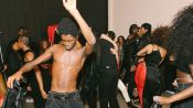 Telfar Takes Us Behind-the-Scenes of His Musical Fashion Show