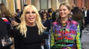 According to Donatella, Everyone Is a Versace Woman