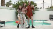 Watch Haim's Pre-Coachella Routine