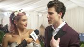 Shawn Mendes and Hailey Baldwin on Who Looks Better at the Met Gala