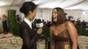 Ashley Graham on How to Survive Your First Met Gala