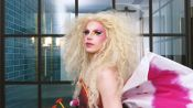 Watch RuPaul's Drag Race Star Aquaria Get Ready for Pride Week