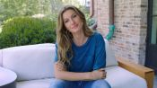 Gisele Bündchen Plays Guitar, Sings Bruno Mars and Attempts a Boston Accent