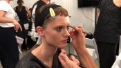 Boyish Bangs! Baby Doll Lashes! Just Don't Call Prada's Beauty Look Millennial