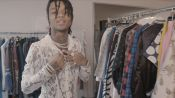 Watch Rapper Swae Lee Get Ready for the 2019 Grammys