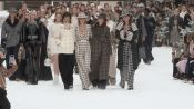 Watch: Inside Karl Lagerfeld's Heavenly Final Show for Chanel