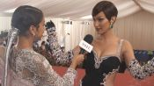 Bella Hadid on Her Jewel-Encrusted Met Gala Dress