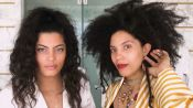 "French-Cuban Sister Act Ibeyi Do Their ""Going Out"" Beauty Routine"