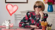 Anna Wintour on Her Valentine's Day Gift Ideas, Oscar Picks, and Worst Date Ever