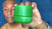 Watch Pharrell Do His Morning Skin-Care Routine
