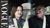 Forces For Change: A Mile with Edward Enninful And Sinéad Burke | British Vogue & BMW