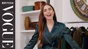 Lily Collins: Inside The Wardrobe