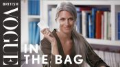 In the Bag of Sarah Harris