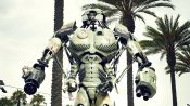 How to Build a Giant Robot Mech: Think Big (7/7)