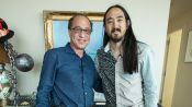 Ray Kurzweil & Steve Aoki Talk Technology, the Future & Humanity