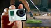 Can a GoPro Survive a Golf Club?