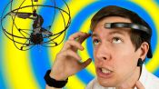 Mind-Controlled Helicopters