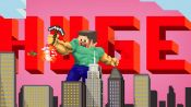 How Huge is Minecraft? We Explain, in 8-bit