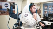 Watch Brent Rose Epically Fail NASA's Astronaut Test