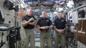 NASA Astronauts Answer The Web's Most Searched Questions