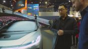 Get Up Close With Faraday Future's Bonkers Luxury Limousine