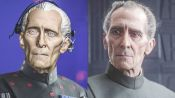 How 'Rogue One' Recreated Grand Moff Tarkin