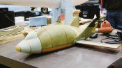 Inside NASA's Prototype Lab Where Model Planes Take Flight