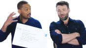 Will Smith & Joel Edgerton Answer the Web's Most Searched Questions