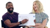 Charlize Theron & David Oyelowo Answer the Web's Most Searched Questions