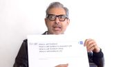 Jeff Goldblum Answers the Web's Most Searched Questions