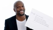 Terry Crews Answers the Web's Most Searched Questions