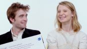 Robert Pattinson & Mia Wasikowska Answer the Web's Most Searched Questions