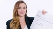 Elizabeth Olsen Answers the Web's Most Searched Questions