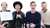 The Try Guys Answer the Web's Most Searched Questions