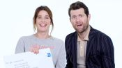 Billy Eichner & Cobie Smulders Answer the Web's Most Searched Questions
